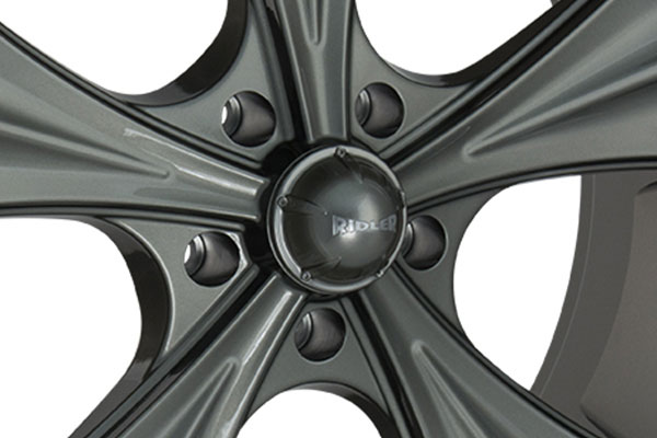 ridler 651 wheels center