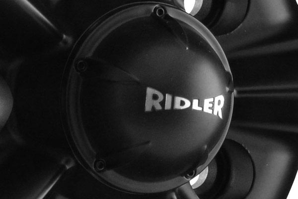 ridler 695 wheels center cap