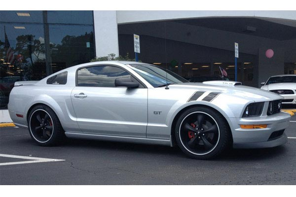 ridler 695 wheels mustang gt lifestyle