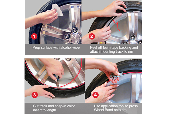 rimpro tec wheel bands easy to install
