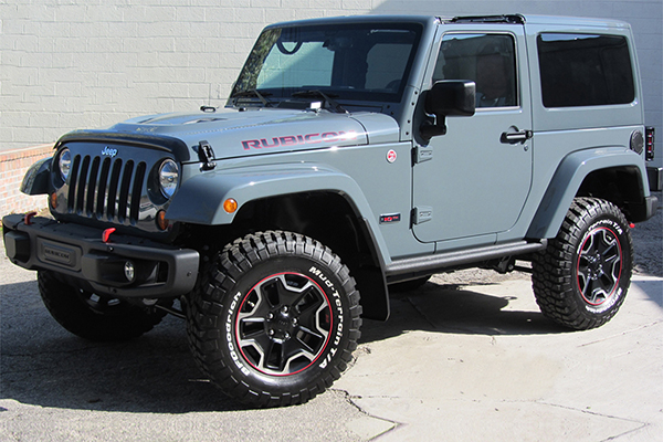 rimpro tec wheel bands jeep jk installled