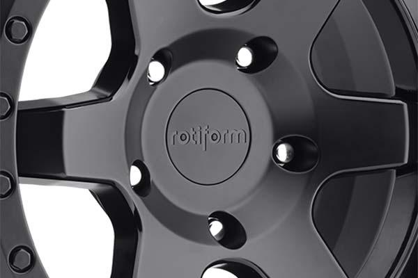 rotiform six wheels center