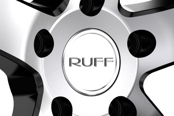 ruff racing r1 wheels center cap