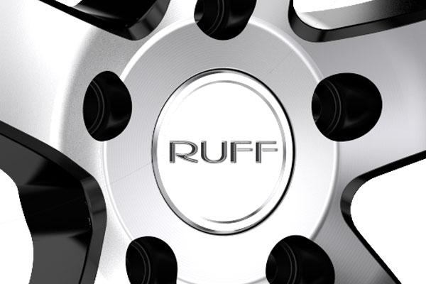 ruff racing r1 wheels center cap