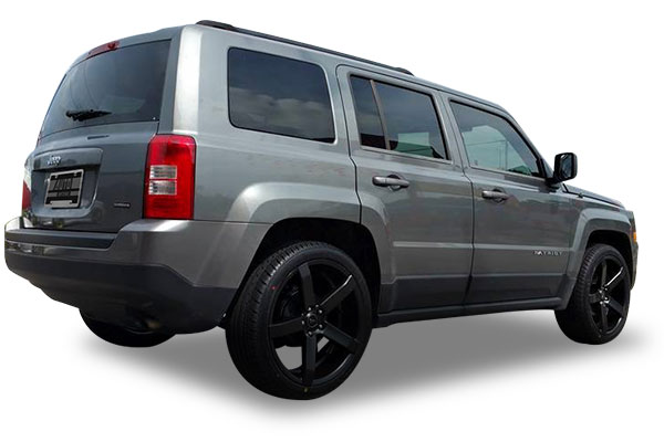 ruff racing r1 wheels jeep patriot lifestyle