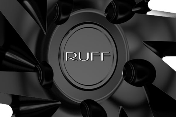 ruff racing r2 wheels center cap