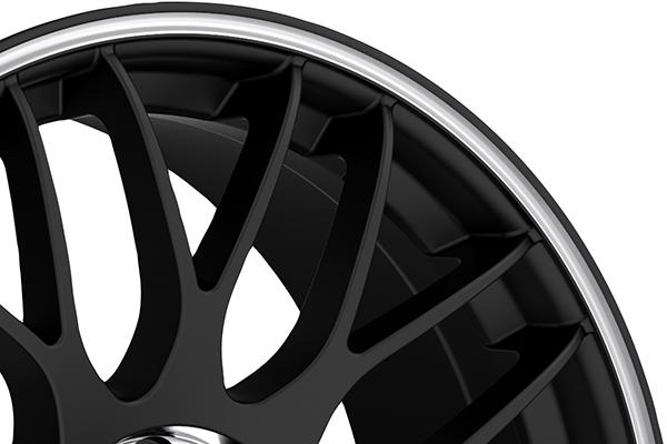 ruff racing r355 wheels lip