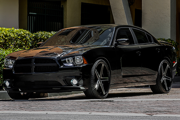 ruff racing r359 wheels dodge charger lifestyle