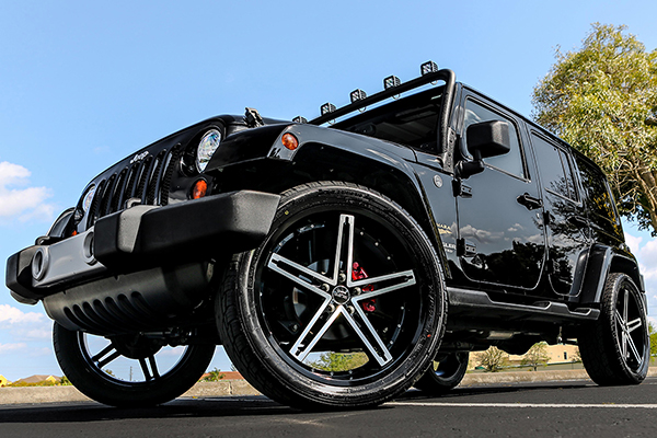 ruff racing r359 wheels jeep wrangler lifestyle