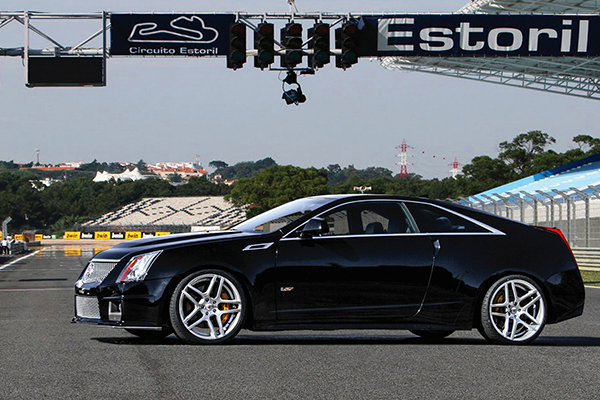 ruff racing r954 wheels cadillac cts v lifestyle