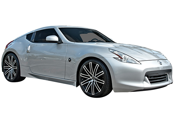 ruff racing r955 wheels 370z blackmachined lifestyle