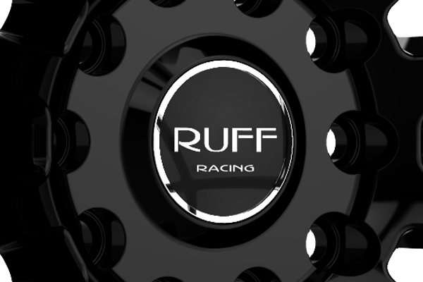 ruff racing r959 wheels center cap