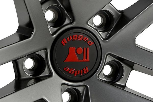 rugged ridge jesse spade wheels cemter cap