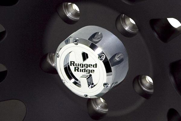 rugged ridge xhd wheels center cap