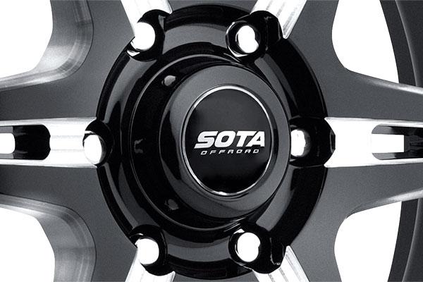sota fite wheels center cap
