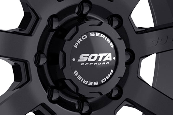 sota ssd wheels center cap