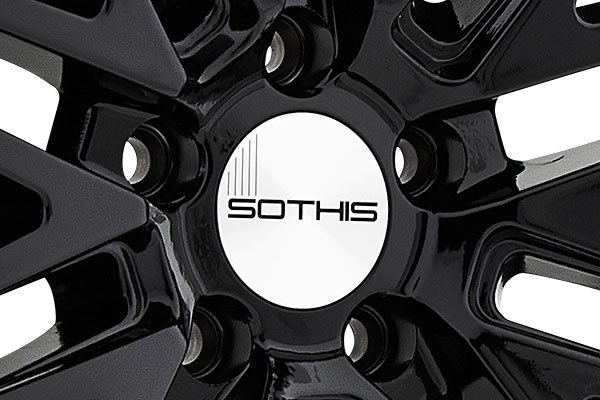 sothis sc102 wheels center cap