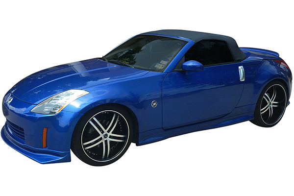 status s816 knight 5 wheels nissan 350z installed