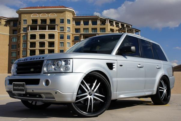 status s820 fang wheels range rover lifestyle