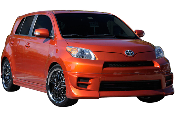 status s820 fang wheels scion xd installed
