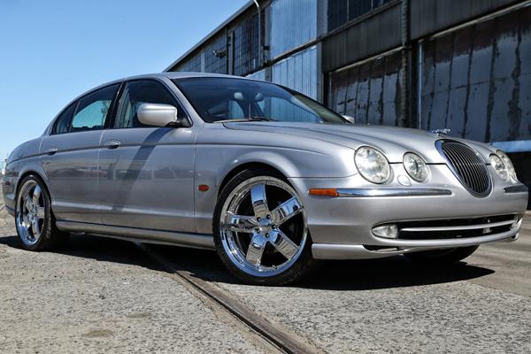 status s830 take over wheels jaguar s type lifestyle