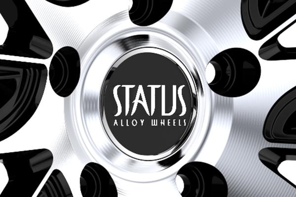 status s833 twerk wheels center cap