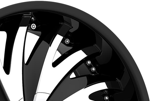 status s836 hurricane wheels spoke