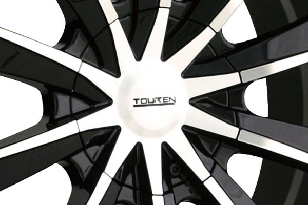 touren tr10 wheels center cap