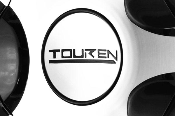touren tr9 wheels center cap