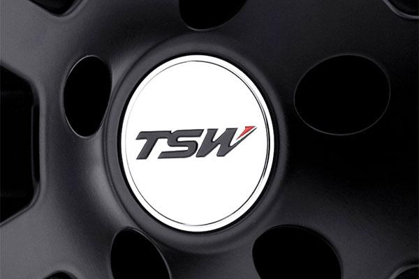 tsw donington wheels center cap