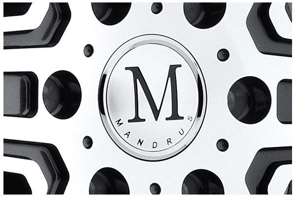 tsw mandrus atlas gloss gunmetal mirror cut center