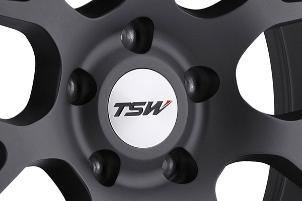 tsw nurburgring wheels center cap