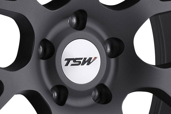 tsw nurburgring wheels center cap