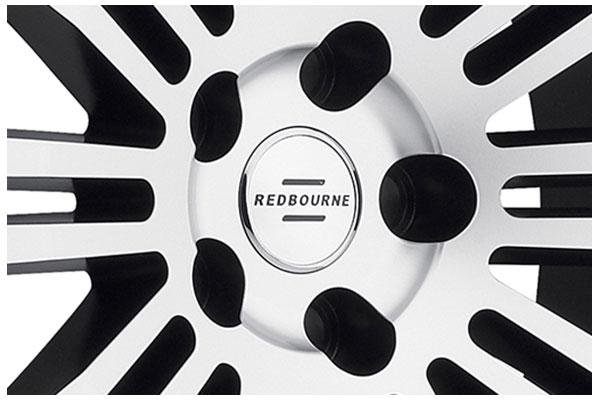 tsw redbourne manor matte black machined center