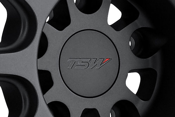 tsw rifle wheels center cap