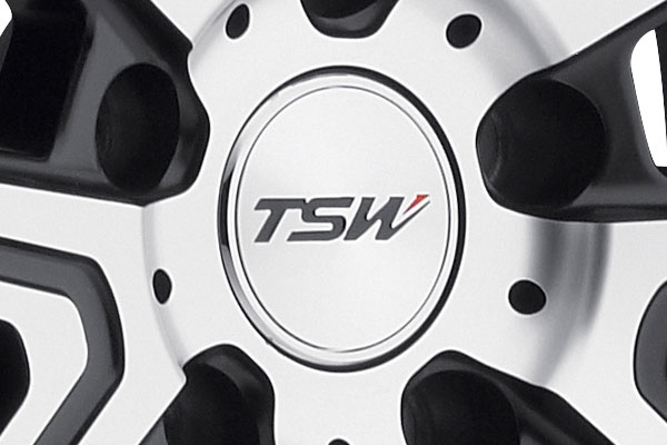 tsw rouge wheels center cap