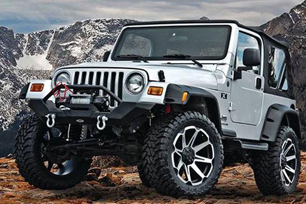 tuff T05 jeep wrangler