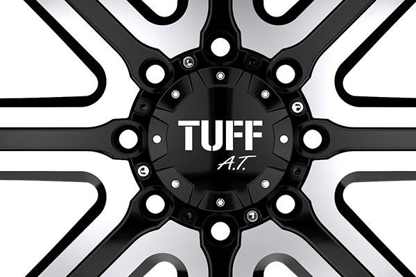 tuff at t13 wheels center