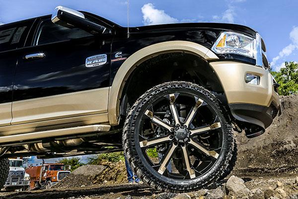 tuff at t13 wheels dodge 2