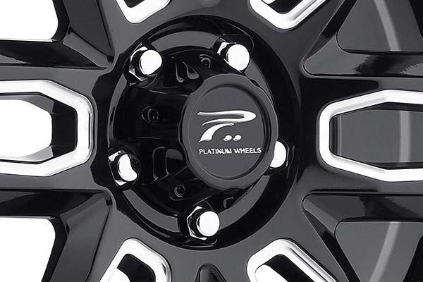 ultra platinum 252 allure wheels center
