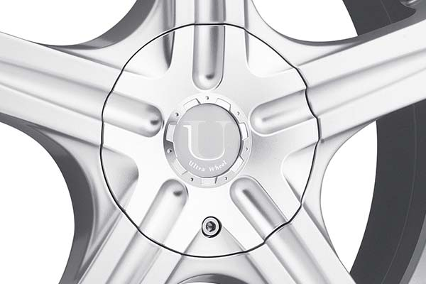 ultra platinum 403 slalom wheels center