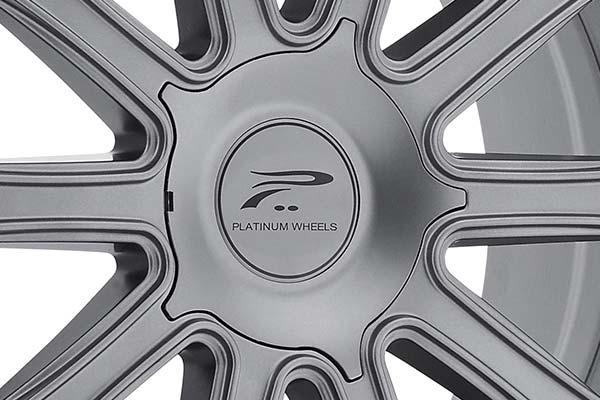 ultra platinum 410 divine wheels center