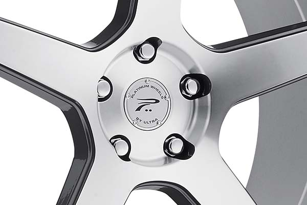 ultra platinum 432 elite wheels center