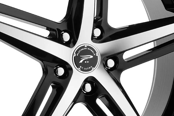 ultra platinum 440 smooth trip wheels center