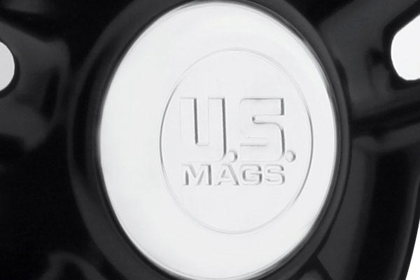 us mags bandit wheels center cap