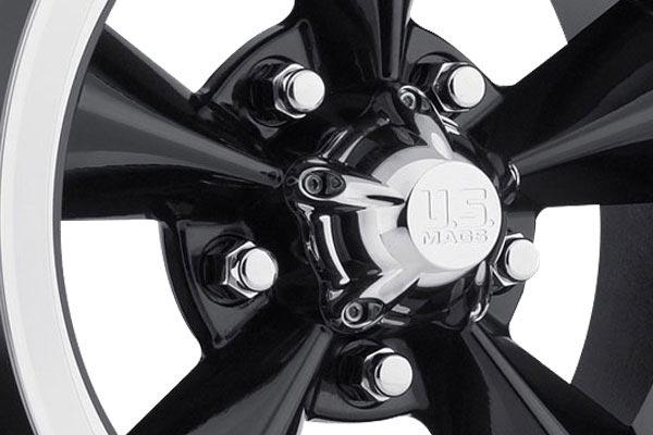 us mags standard wheels center cap