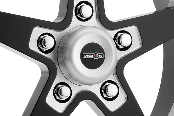 vision 571 sport star II wheels center
