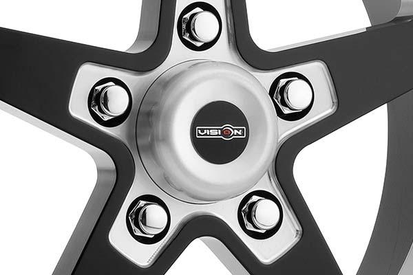 vision 571 sport star II wheels center