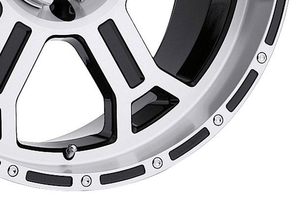 vision 372 raptor wheels spoke