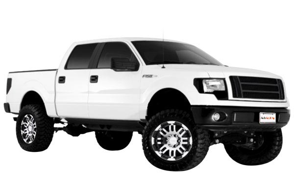 vision 375 warrior wheels f150